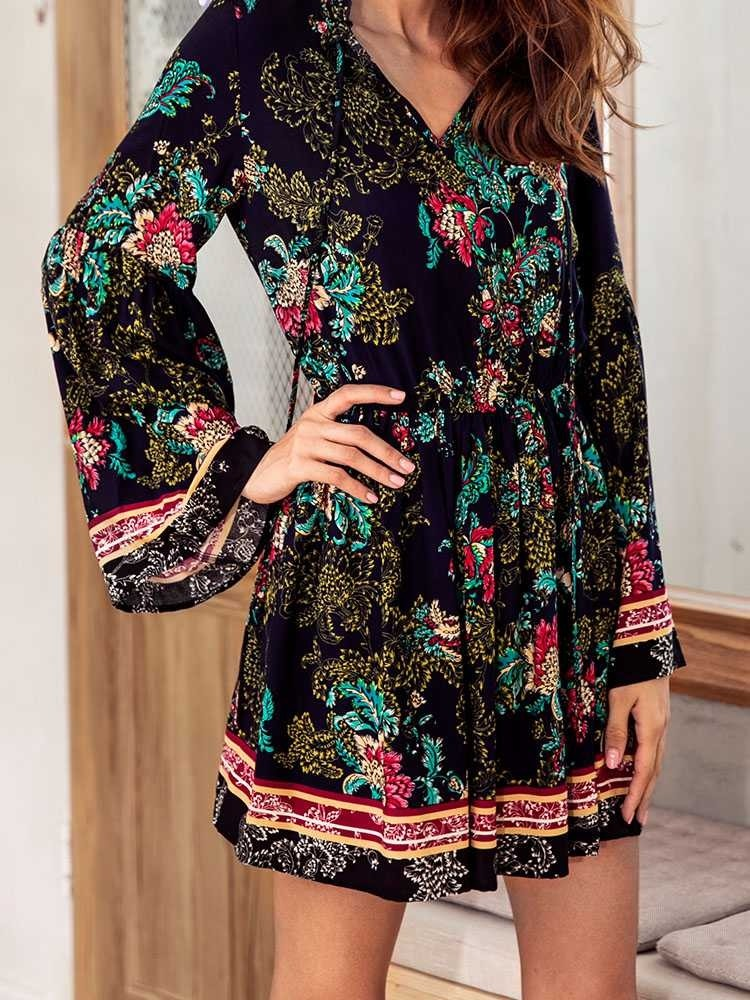 https://www.africanmall.com/jurllyshe-frilled-trim-tied-neck-floral-vacation-dress.html?pid=3959