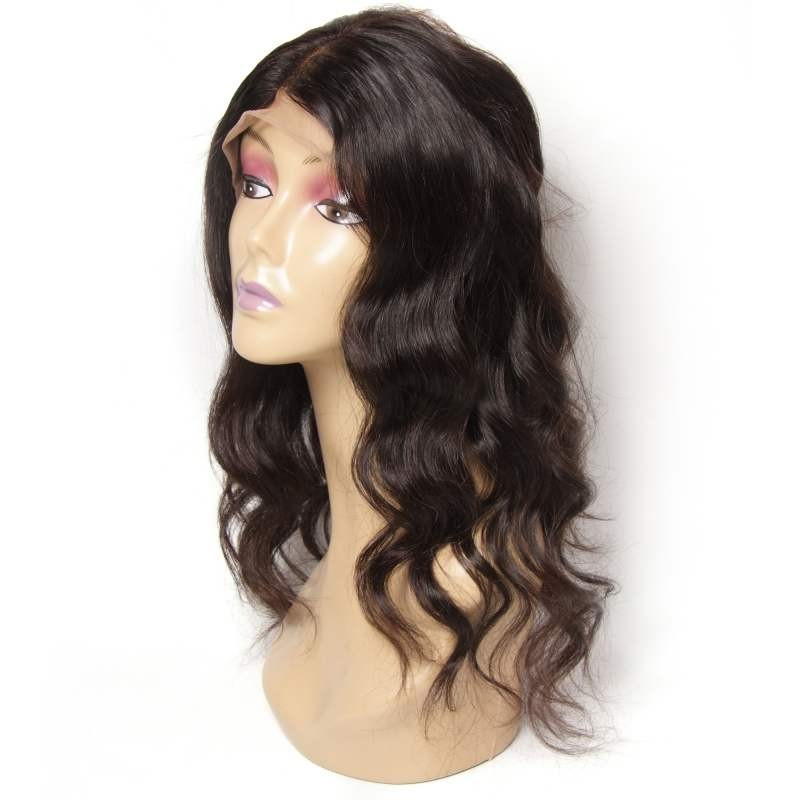 UNice Icenu Series 360 Lace Frontal Closure With Brazilian Body Wave Hair
