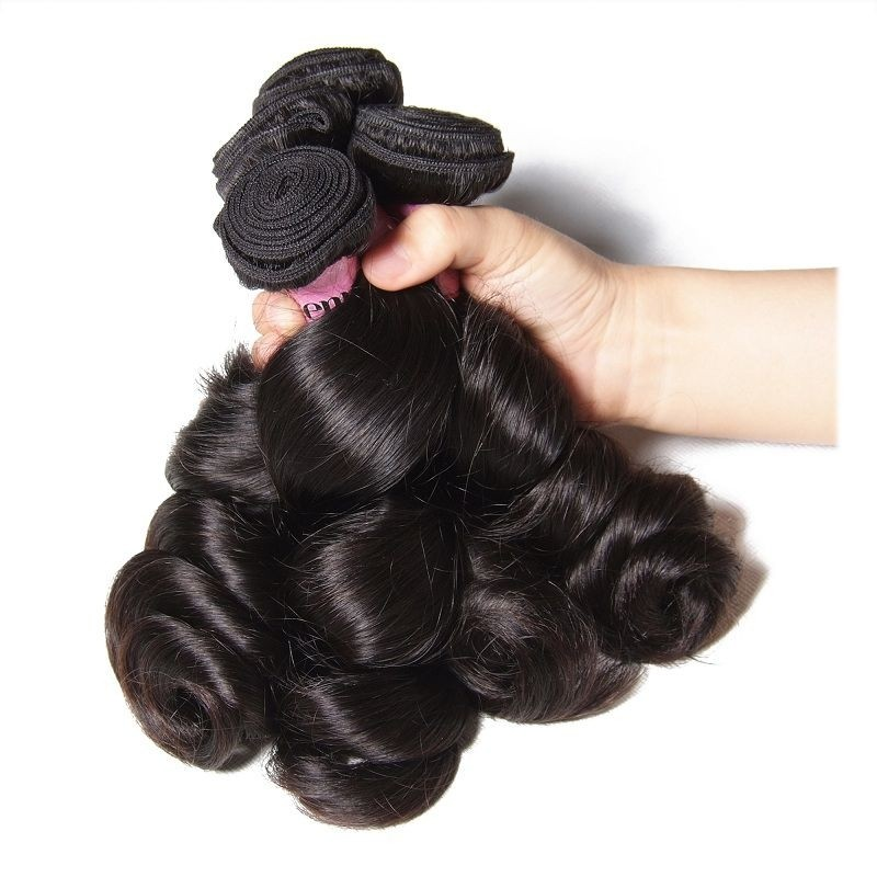 UNice Icenu Series Brazilian Loose Wave Hair 4 Bundles