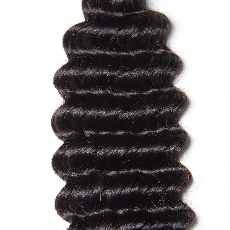 UNice Icenu Series Deep Wave Brazilian Virgin Human Hair