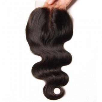 "UNice Icenu Series Body Wave 4""*4"" Lace Closure"