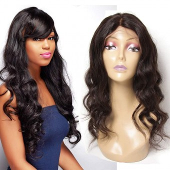 UNice Icenu Series Body Wave 360 Full Lace Frontal