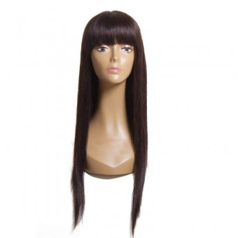 UNice Long Iron Hot Straight Hair Wigs
