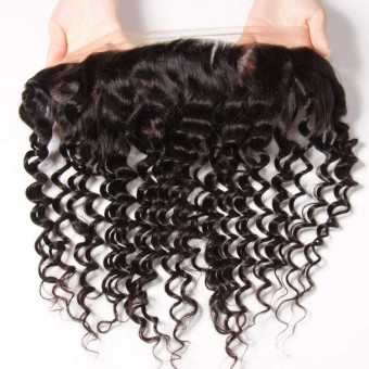 UNice Icenu Series 13*4 Deep Wave Lace Frontal