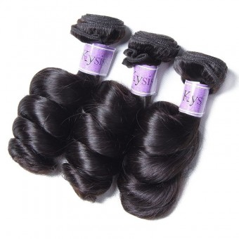 UNice Kysiss Series 8A Grade Remy Human Hair Loose Wave