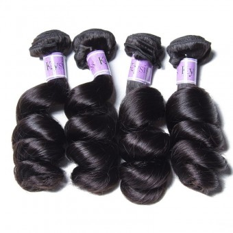 UNice Kysiss Series Loose Wave 8A Grade Remy Human Hair