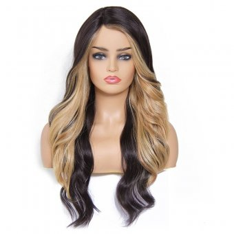 Body Wave Synthetic Hair Wig