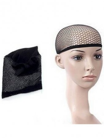 Stretchy Weaving Net Wig Caps