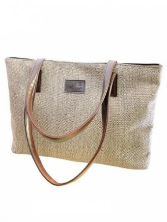 Large Capacity Canvas Tote Bag