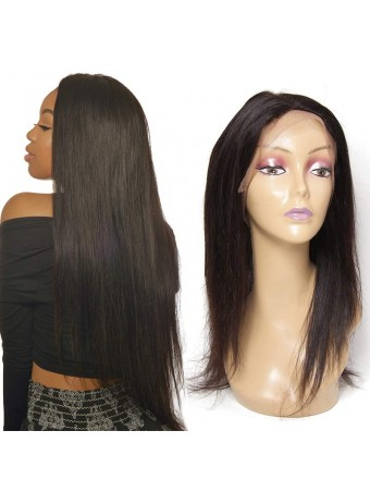 UNice Icenu Series 360 Full Lace Frontal Closure Straight Virgin Hair