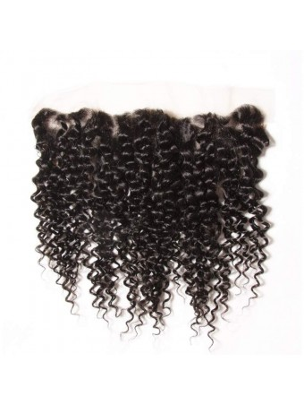 Unice Icenu Series Curly Weave 13*4 Lace Frontal Hair Closure