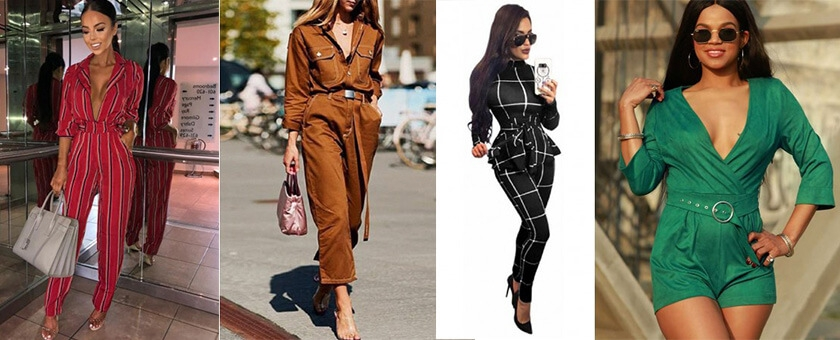boiler suit and jumpsuits for work