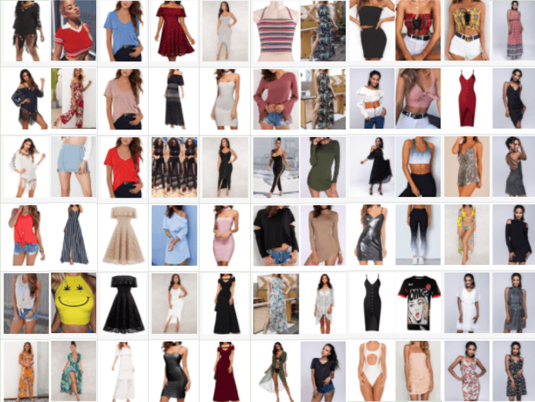 new women summer clothes prom sale 2018