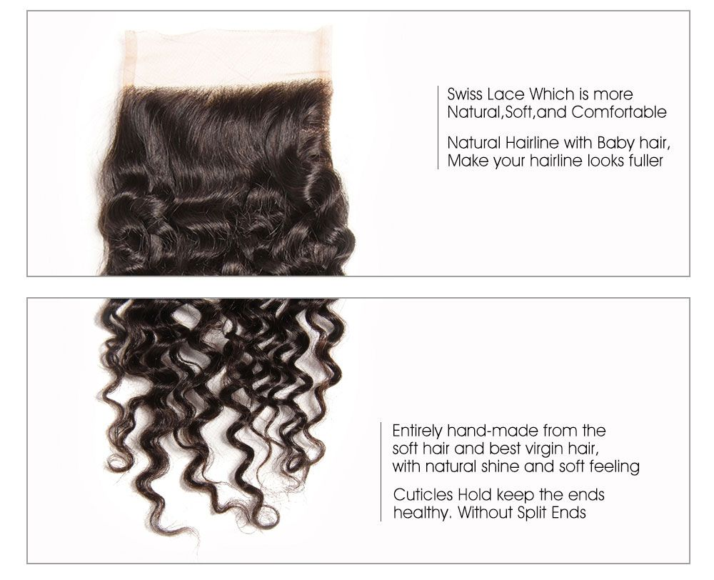 curly hair with 4*4 closure for blace women,new arrival curly hair style,how to make hair keep long