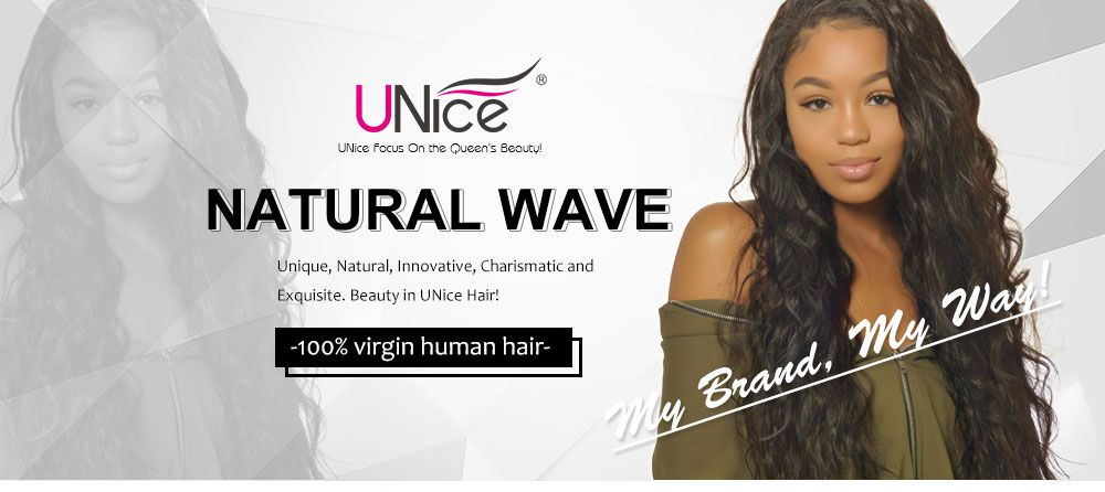 human hair bundles with closure, natural weave with frontal closure